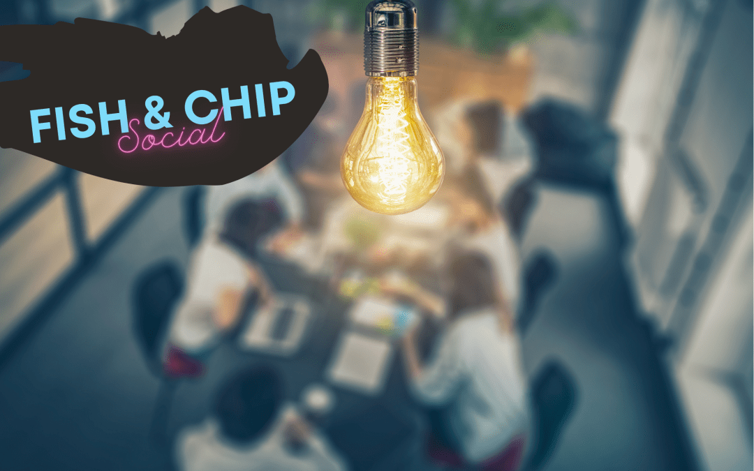 THE FISH AND CHIP SOCIAL