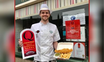 """Linfords Fish and Chips –  """"I would encourage everyone to  look at becoming a QA holding shop!"""""""