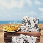 JJ Launches Retro-Style Bio-degradable Fish and Chip Boxes
