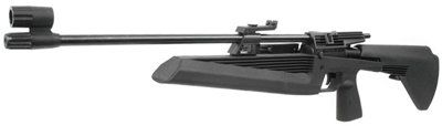 """IZH 61 Multi Shot Air Rifle The coolest most """"assault rifleish"""" pellet gun out there. Acceptable accuracy, solid and dependable, a little complex for new shooters, but it has a great adjustable trigger. http://www.pyramydair.com Use """"PYRAMYD-NRA"""" promo code for 10% off!"""