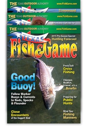 Advertising with Texas Fish & Game