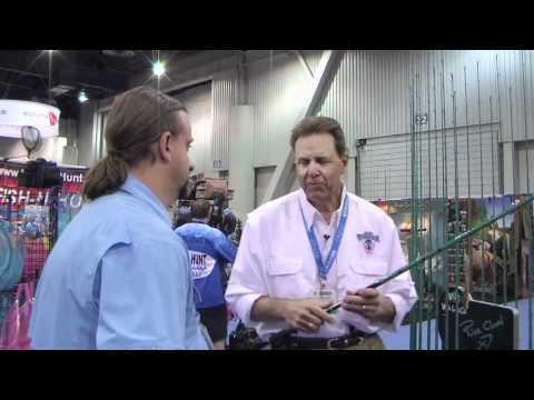 Fisherman's Christmas gift? Clunn crankbait rod (video)