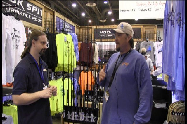 Hook Spit - 2014 Houston Boat Show