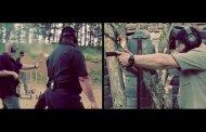 Insane (and dangerous) Pistol Drills [video]