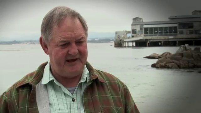 Stanford Biologist Gets Squids Eye View