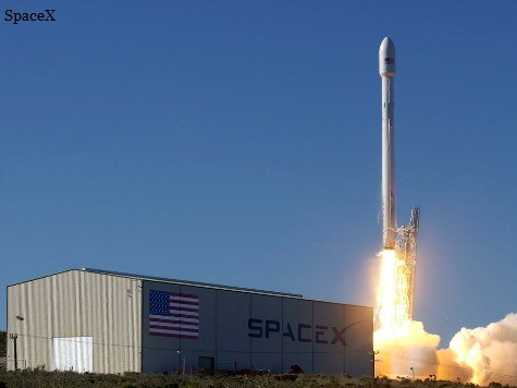 South Texas Considered for SpaceX Launch Site