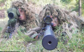 The Astonishing Way a Deadly Accurate Sniper Killed Six Taliban Insurgents From 930 Yards… With ONE Bullet