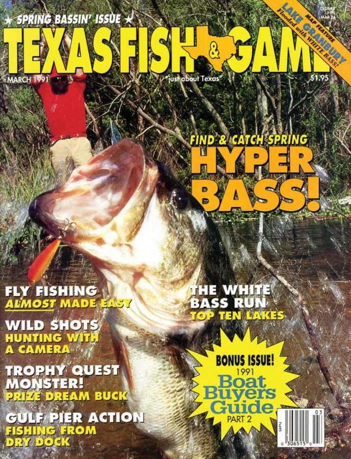 Thirty years of fish game 1984 2014 texas fish game for Texas fish and game magazine