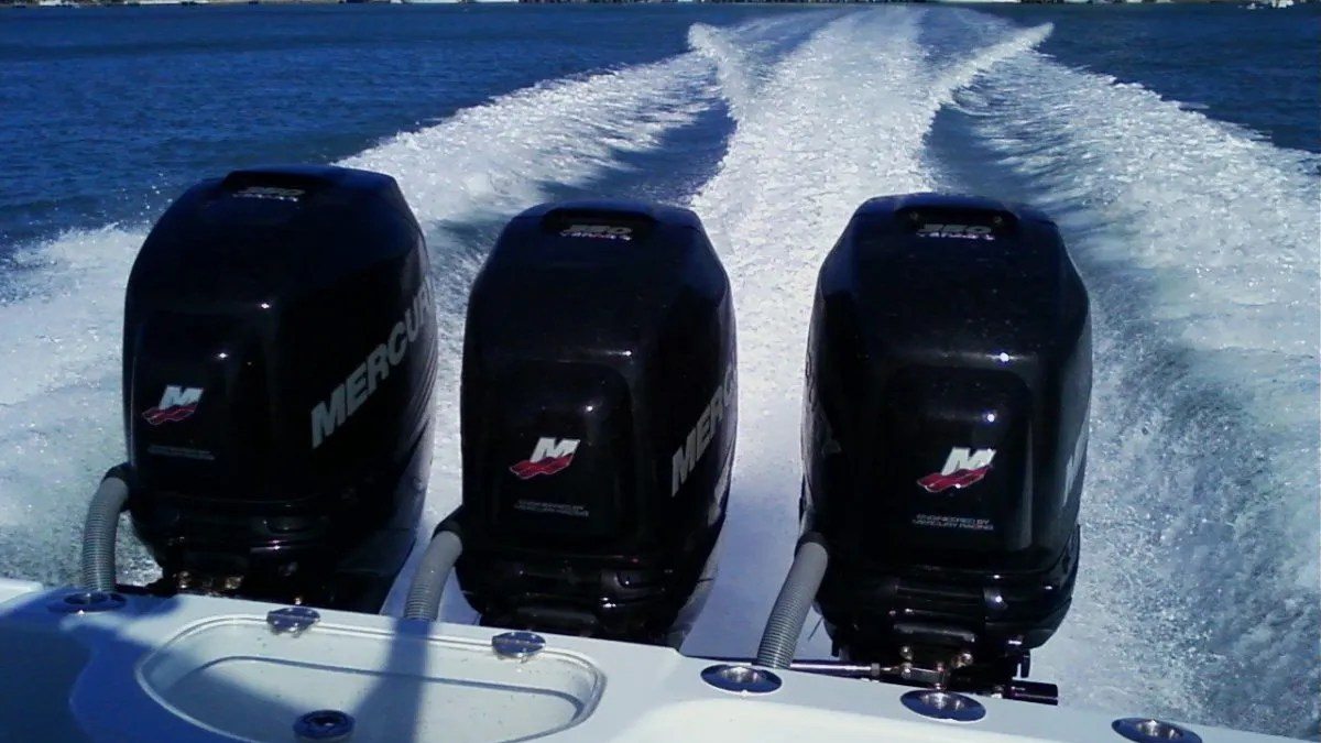 The Triple Outboard Engine Craze Is It Crazy Texas Fish Game