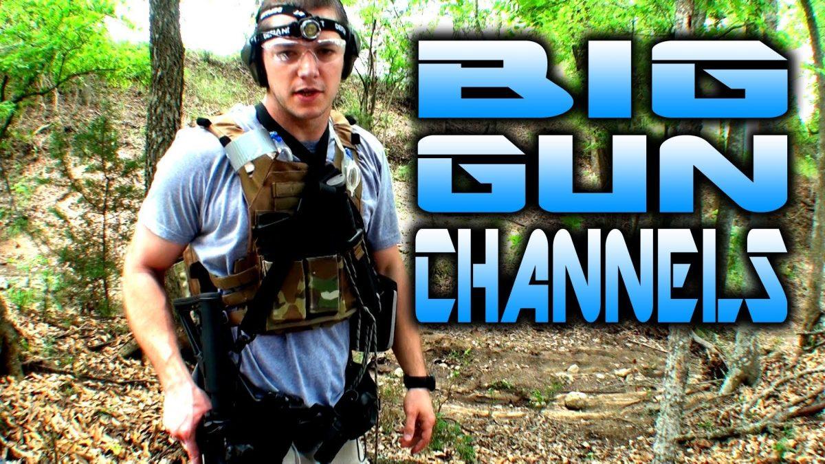 Demolition Ranch: Top YouTube Gun Channels.......ROAST