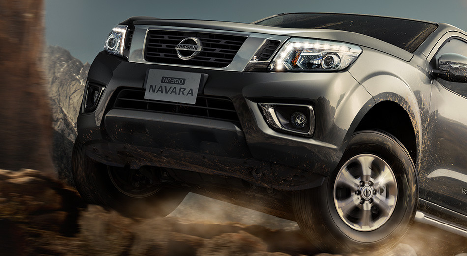 Rugged looking with lots of Nissan DNA