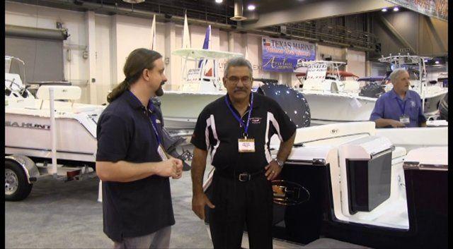 Rinker's Boat World - 2014 Houston Boat Show