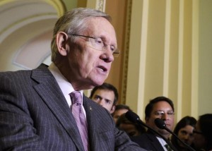Senate-Majority-Leader-Harry-Reid-of-Nev.speaks-to-reporters-on-Capitol-Hill-in-Washington-300x214