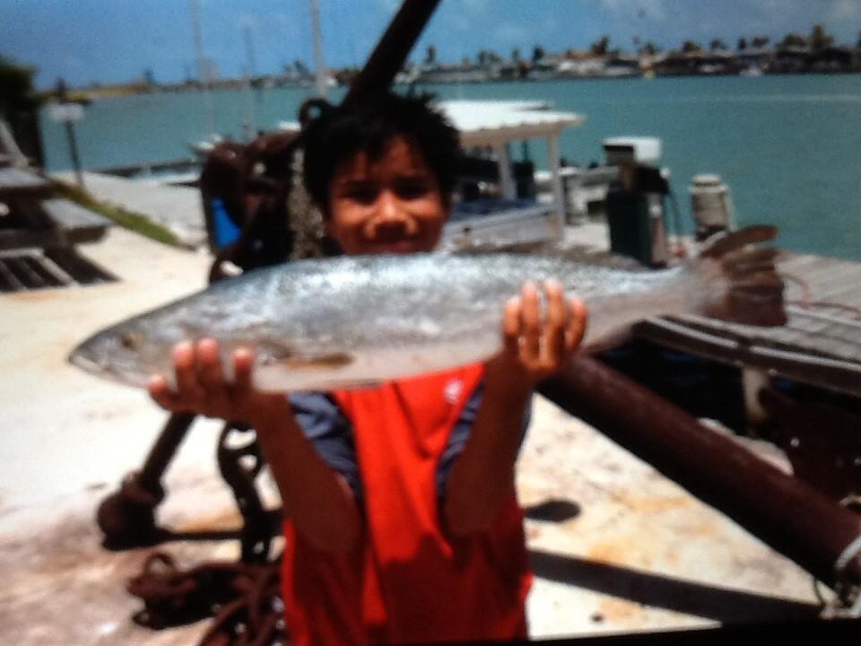Star kids member  Ricardo