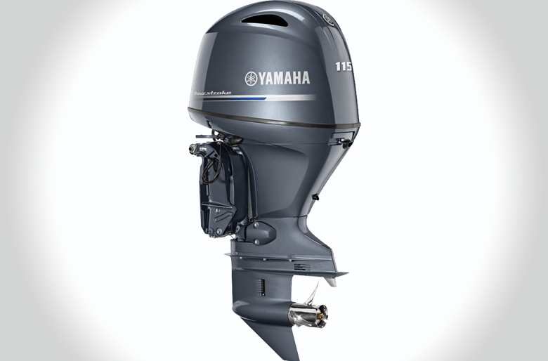 More New Outboard News: Yamaha F115 is Lighter, Quieter, More Efficient