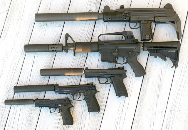 Florida Considers Allowing Hunters to Use Silencers (Suppressors) While Hunting