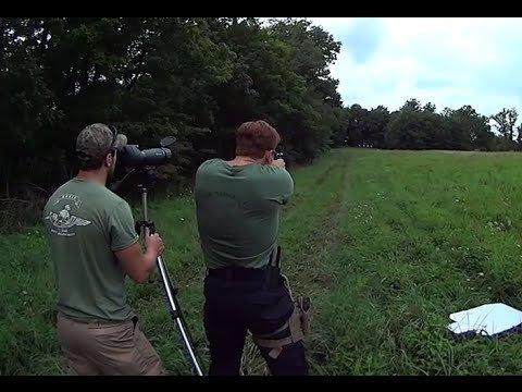 300 yard pistol shot