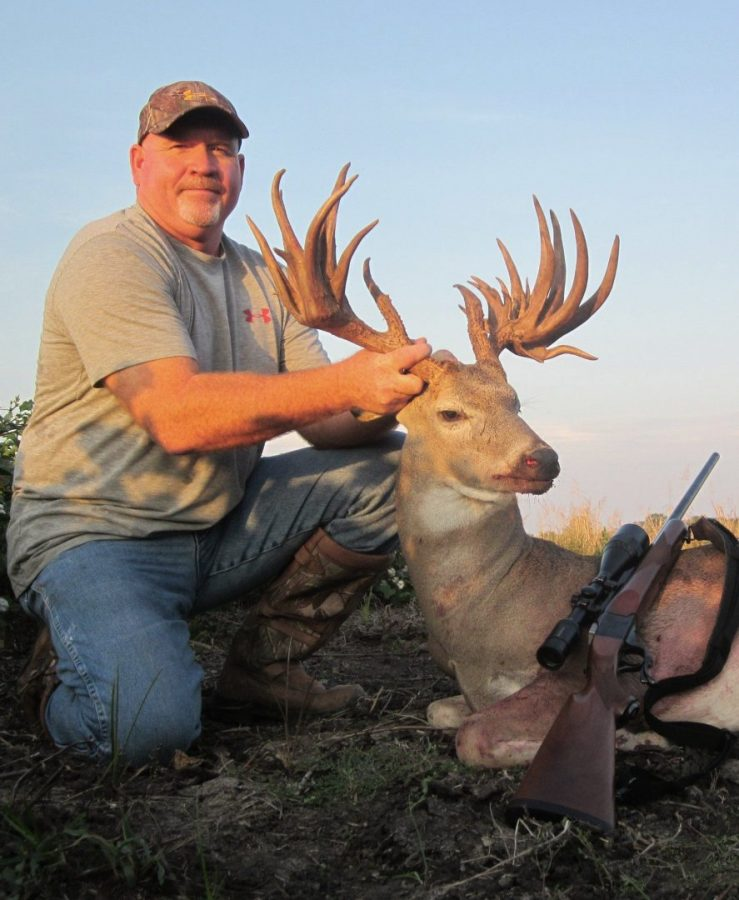 Texas newest open range state record non typical whitetail buck