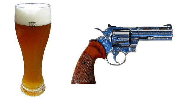 Proposal Would Allow Alcohol Sales at Some Texas Gun Shows