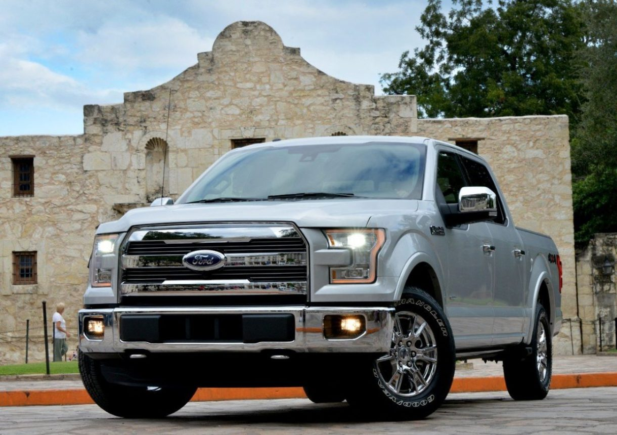 2015 Ford F-150, the 2015 Truck of Texas