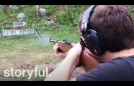Musical Steel Targets - The Star Spangled Banner [VIDEO]
