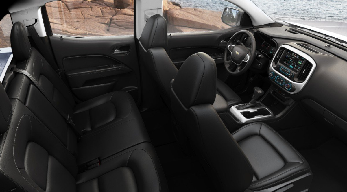 The interior reflects great attention to detail.