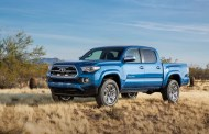 At the Detroit Auto Show: 2016 Tacoma is all new
