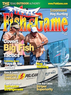 April 2015 texas fish game magazine for Texas fish and game magazine