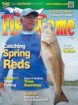 March 2015 Texas Fish Game Magazine