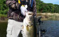 Lake Palestine Big Bass