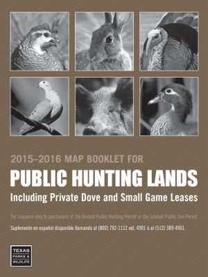 LAKE HUB.TF&G - PUBLIC HUNTING LANDS