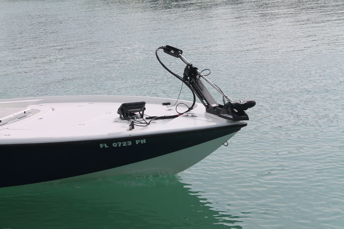 electric trolling motor