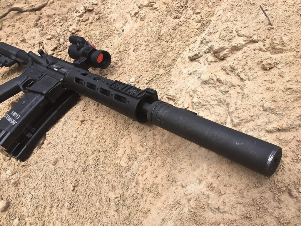 Silencer Co Saker 7.62 Review
