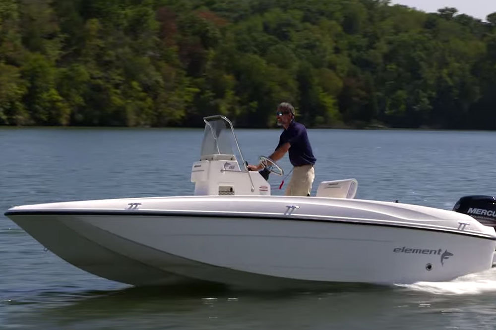 Bayliner F18: An 18 Foot Fishboat for Under 20K? - Texas