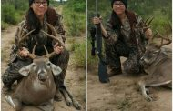 Samantha big buck