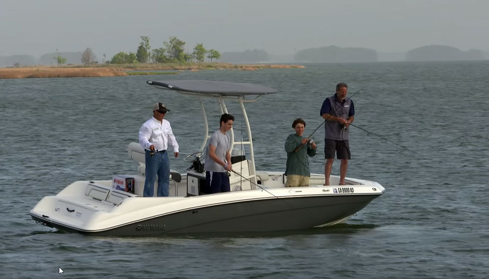 Should you consider a jet boat for fishing texas fish for Jet fishing boat