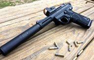Gemtech GM-22 .22LR Suppressor