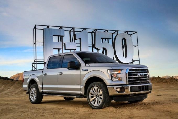 2016 Ford F-150 ads