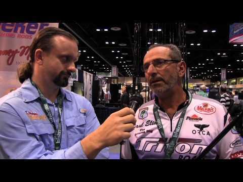 Bass legends talk glass rods (video)
