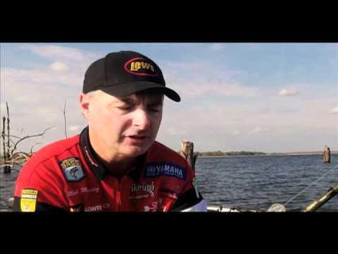 Deep crankbait fishing technique (video)