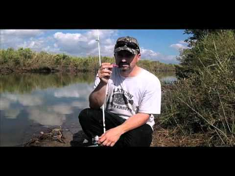 Micro Jigs for flounder (video)