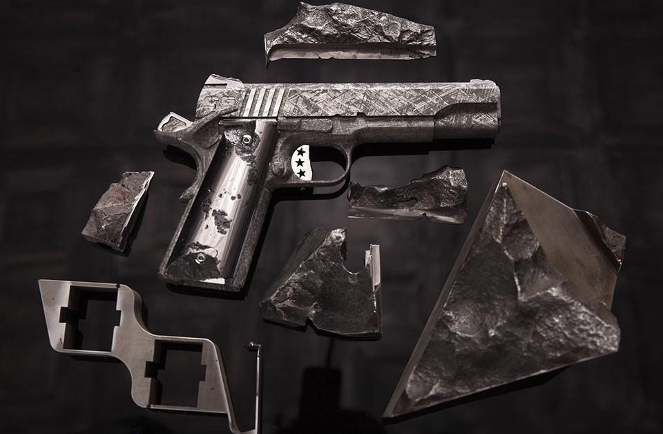 Cabot Guns Meteorite 1911 Pistols