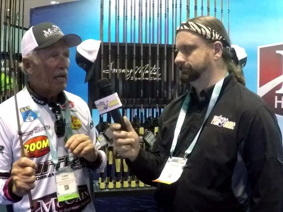 Mccain fishing icast