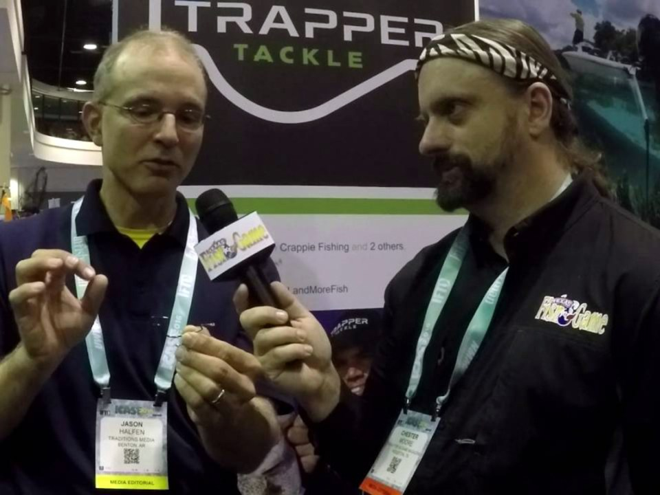 trapper tackle icast