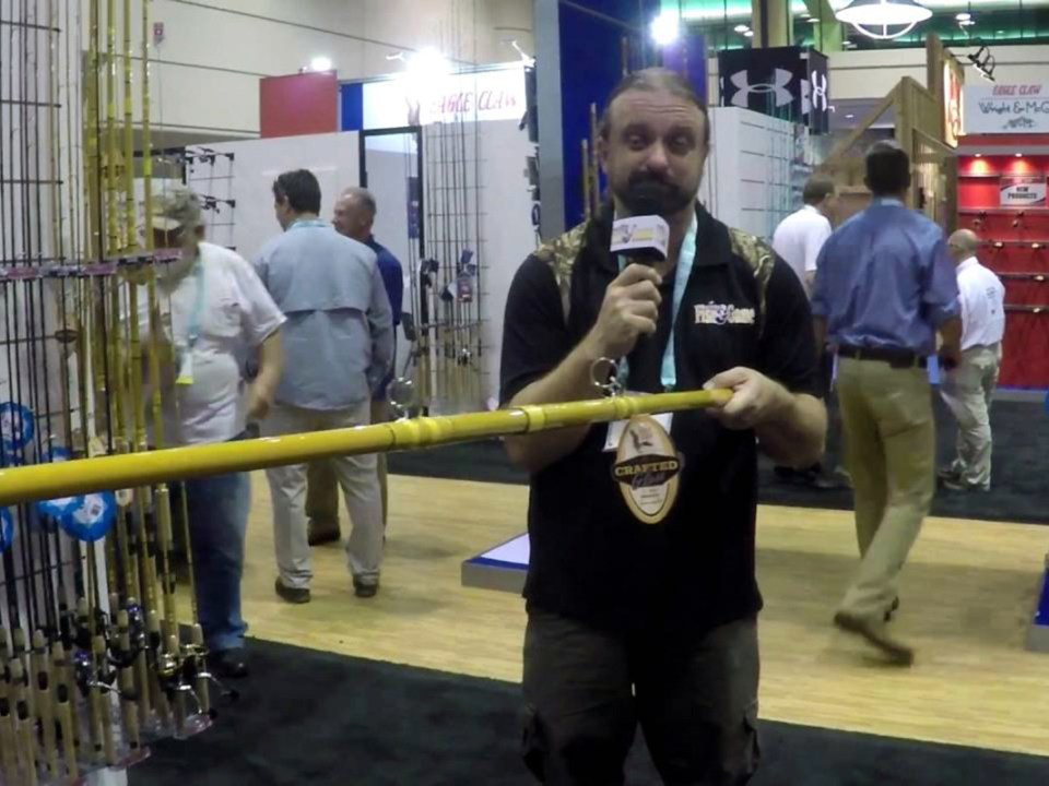 eagle claw icast