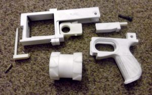 3D Printed Revolver - Texas Fish & Game Magazine