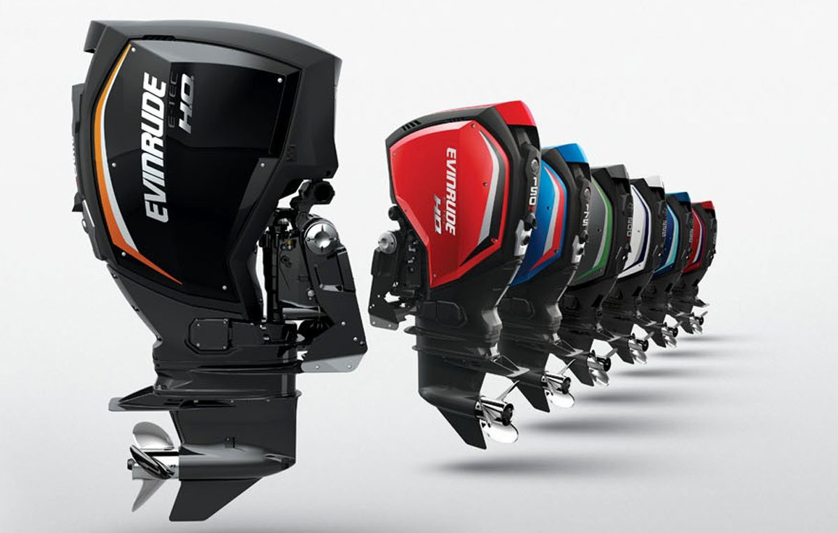 New Smaller Evinrude E-TECs G2 Outboards Hit the Water