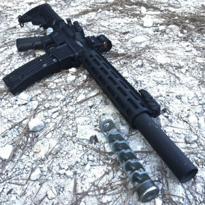 Innovative Arms M&P 15-22 Monocore