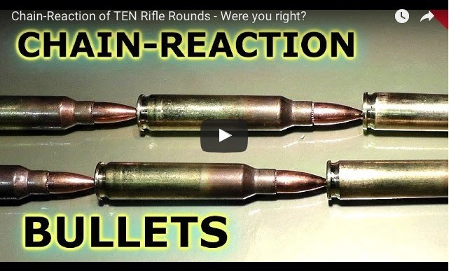 Why You Don't Load Pointed Bullets Into a Tubular Magazine [VIDEO]