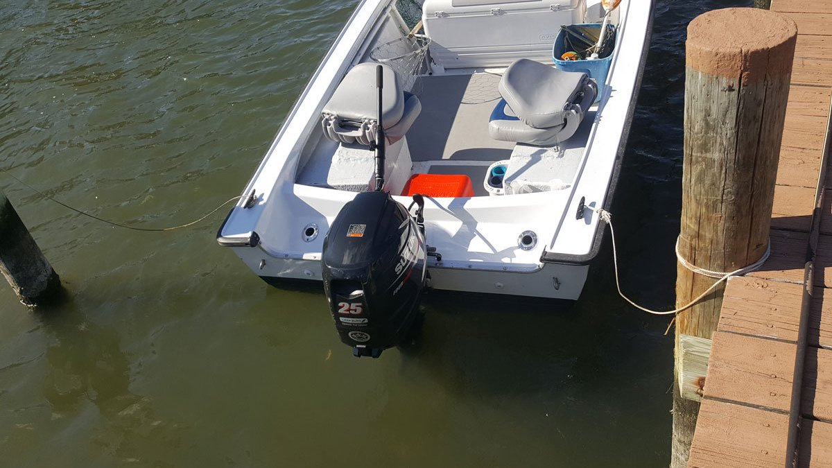 Should You Get a Tiller Extension for Your Outboard? - Texas Fish